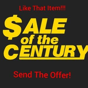 🎈 Like the item! Send An Offer